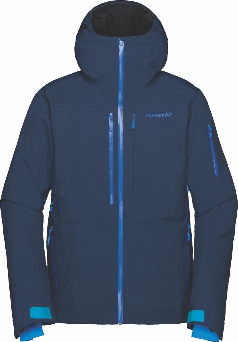 ba00746e ... Norrøna Lofoten Gore-Tex Insulated Jacket (M) Indigo Night ...