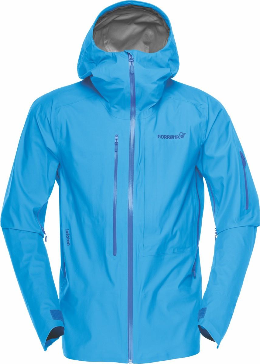 0fd01969 Norrøna Lofoten Gore-Tex Active Jacket (M) New Ink   Fjellsport.no