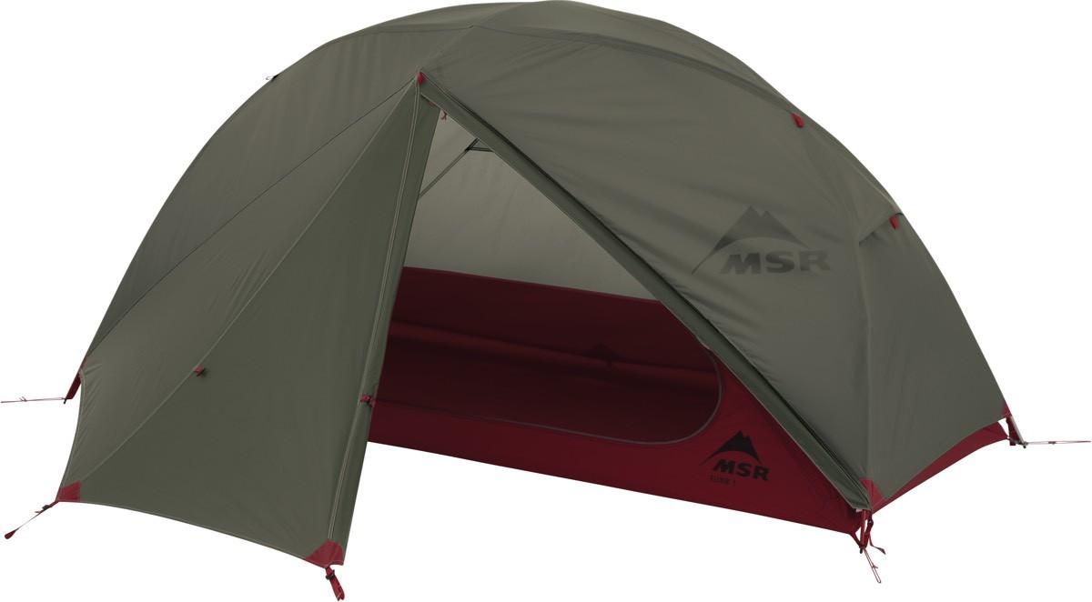 MSR Elixir 1 Tent Green V2 1 | Fjellsport.no