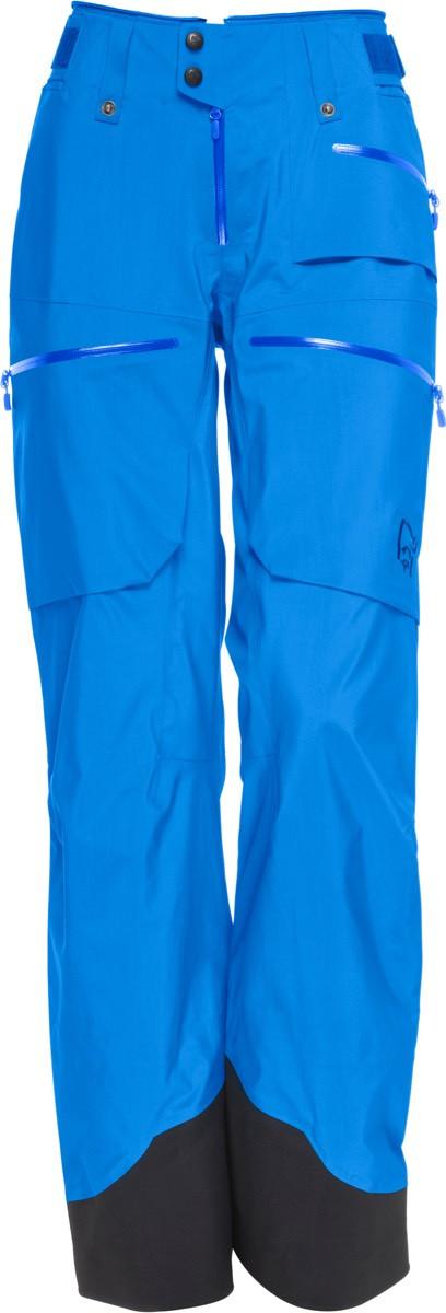 Norrøna Lofoten Gore Tex Pro Light Pants (W) Campanula