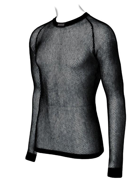 7bf15bac Brynje Super Thermo Shirt Black   Fjellsport.no