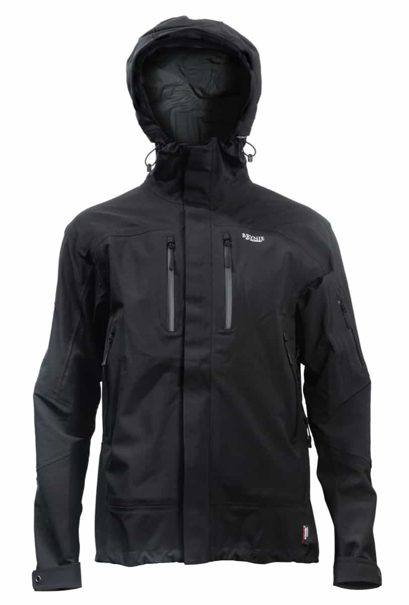 Brynje Expedition Jacket Black