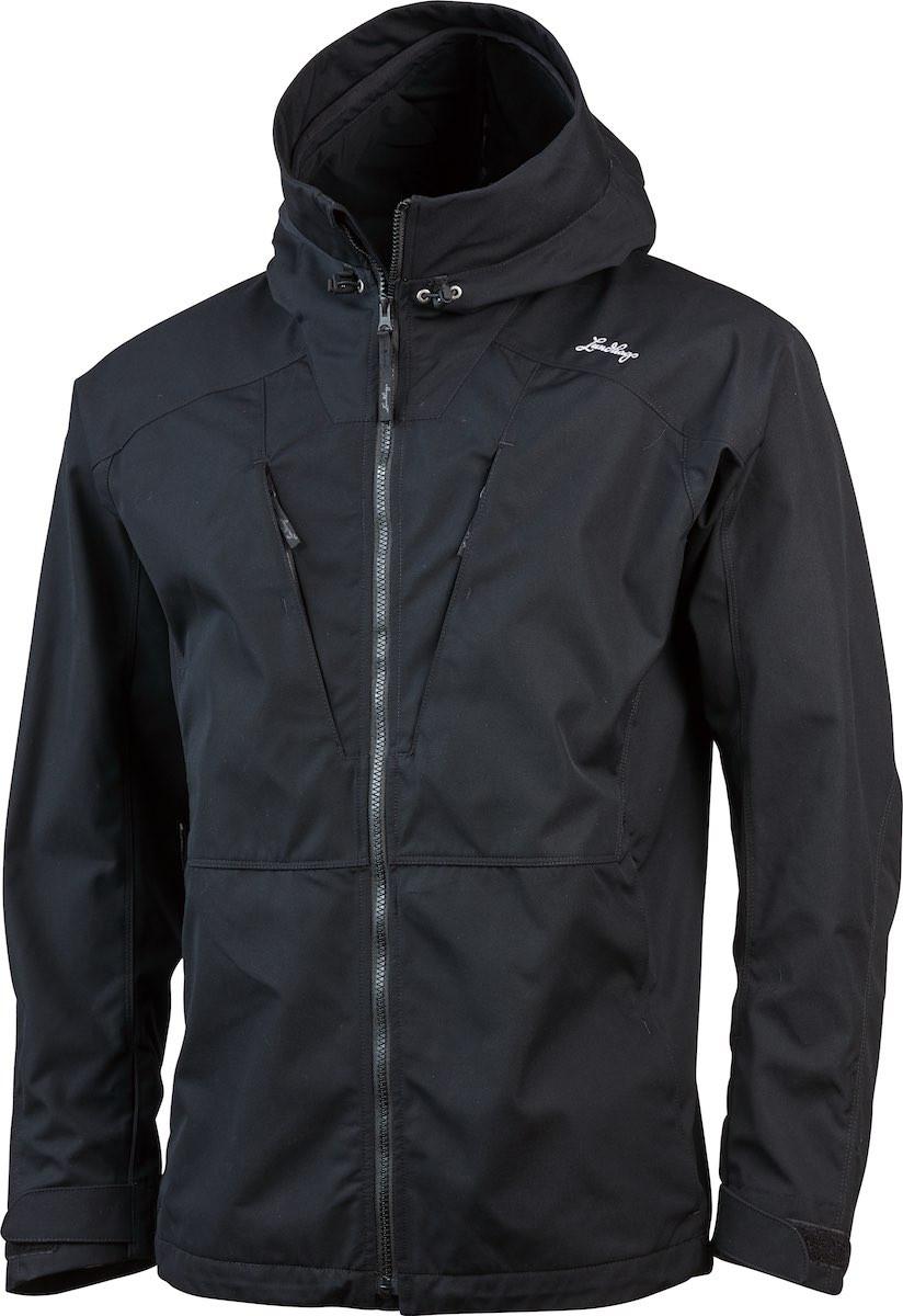 3450b7de Lundhags Habe Jacket Black | Fjellsport.no