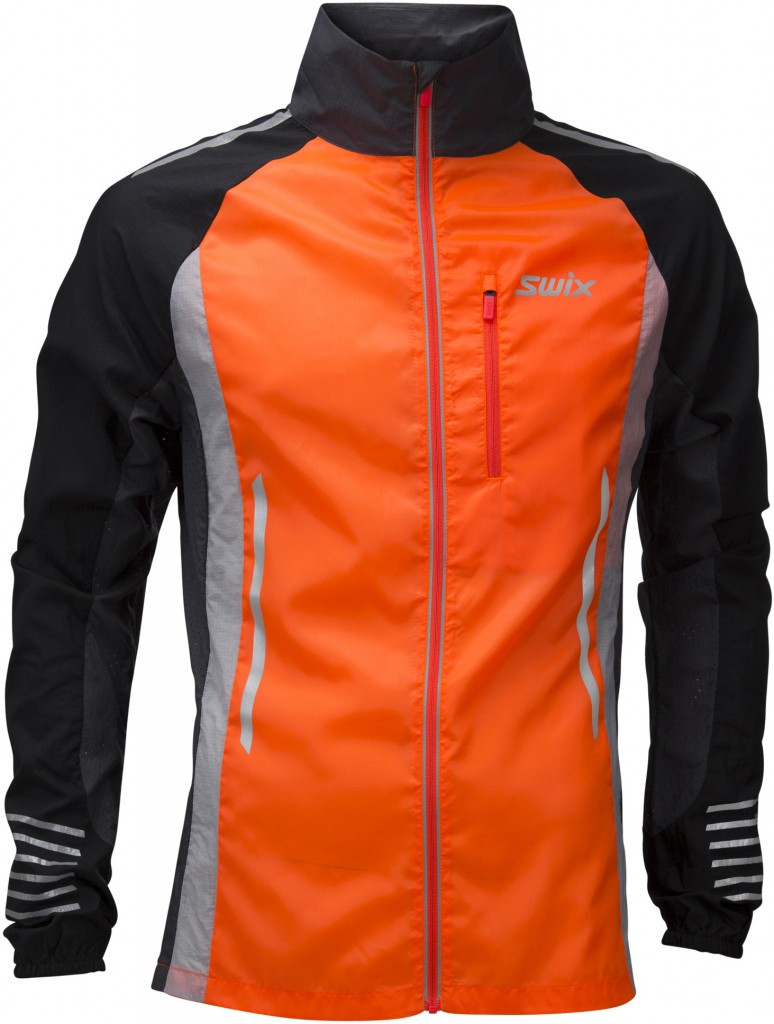 27bf0705 Swix Radiant Jacket Men Neon Red Swix Radiant Jacket Men Neon Red ...