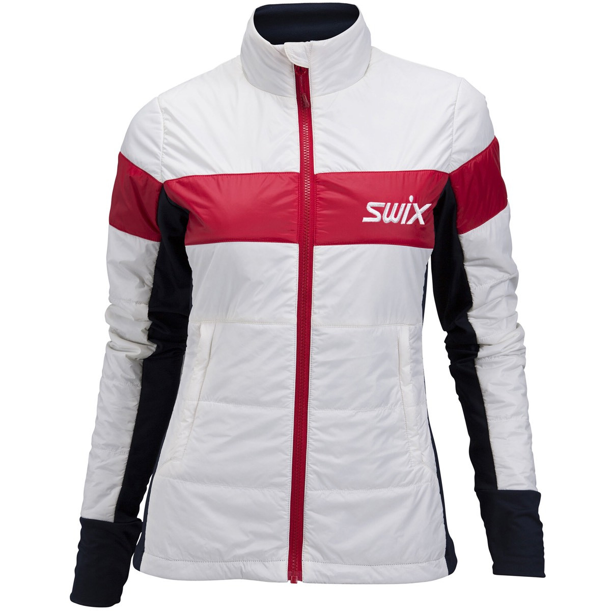 Swix Surmount Primaloft Jacket Women's Snow White