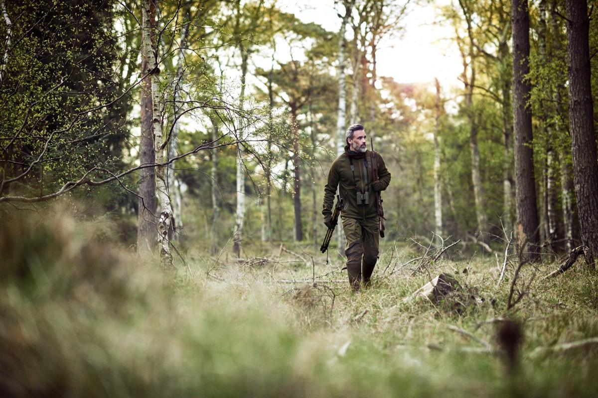 Seeland Hawker Shell Jakke Pine Green | Fjellsport.no