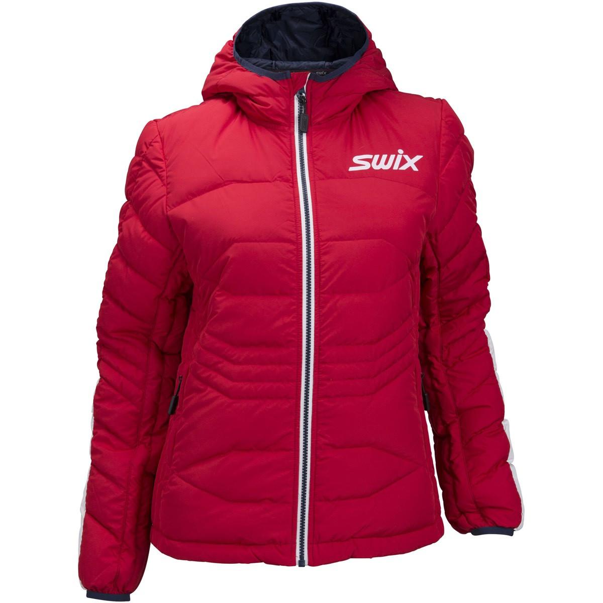Swix Dynamic Down Jacket Women's Red
