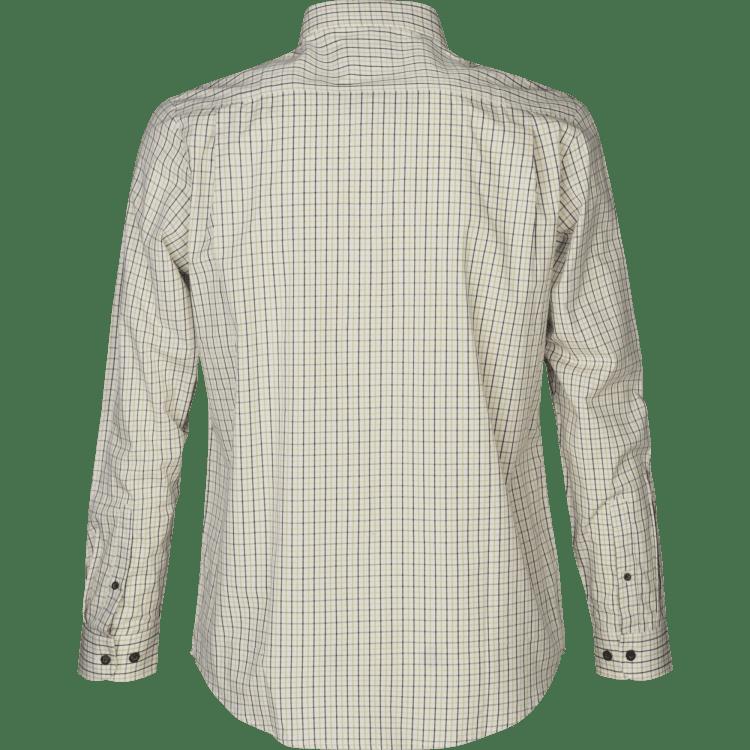 skjorte med skjulte knapper