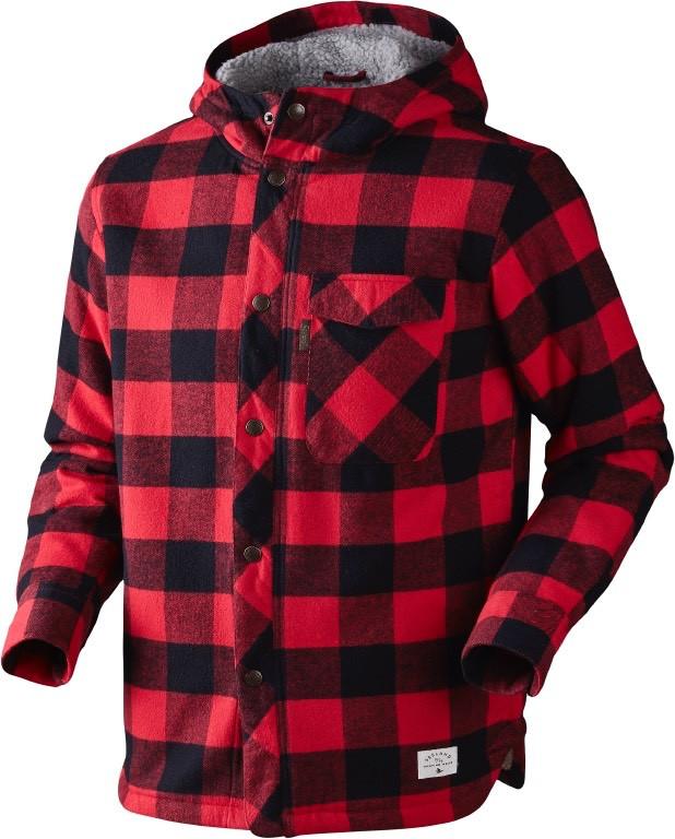 Seeland Canada Jakke Lumber Check | Fjellsport.no