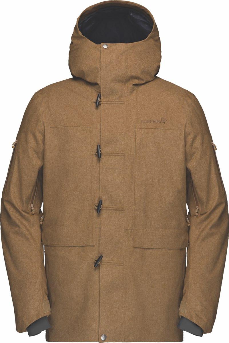a199e353 Norrøna Røldal Gore-Tex Insulated Jacket (M) Ermine | Fjellsport.no