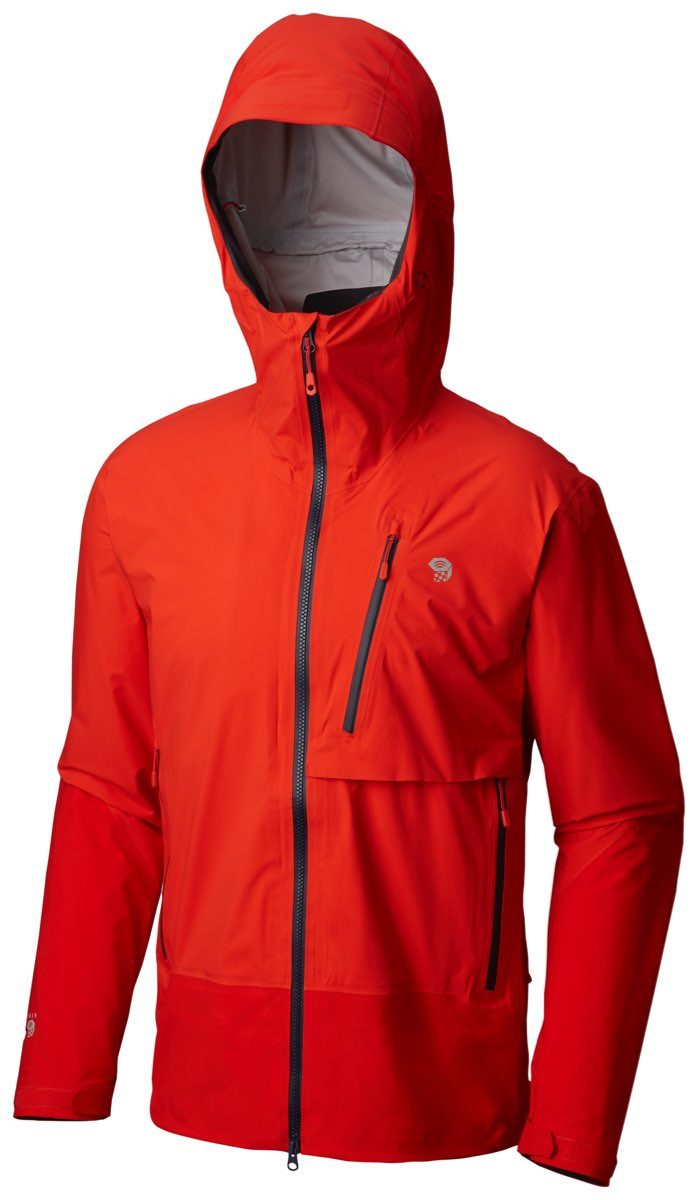 6df37335 Mountain Hardwear Superforma™ Jacket Fiery Red | Fjellsport.no