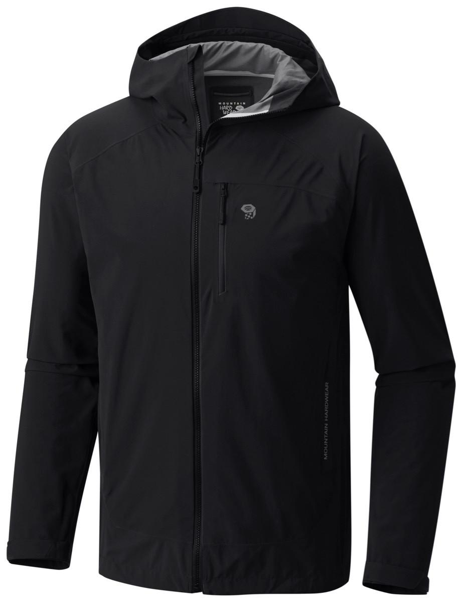 eb46d9b9 Mountain Hardwear Men's Stretch Ozonic Jacket Black Mountain Hardwear Men's  Stretch Ozonic Jacket Black ...