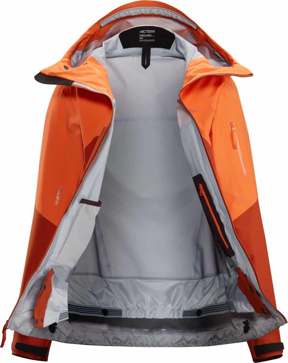 Arc'teryx Shashka Jacket Women's Electric Ecstacy