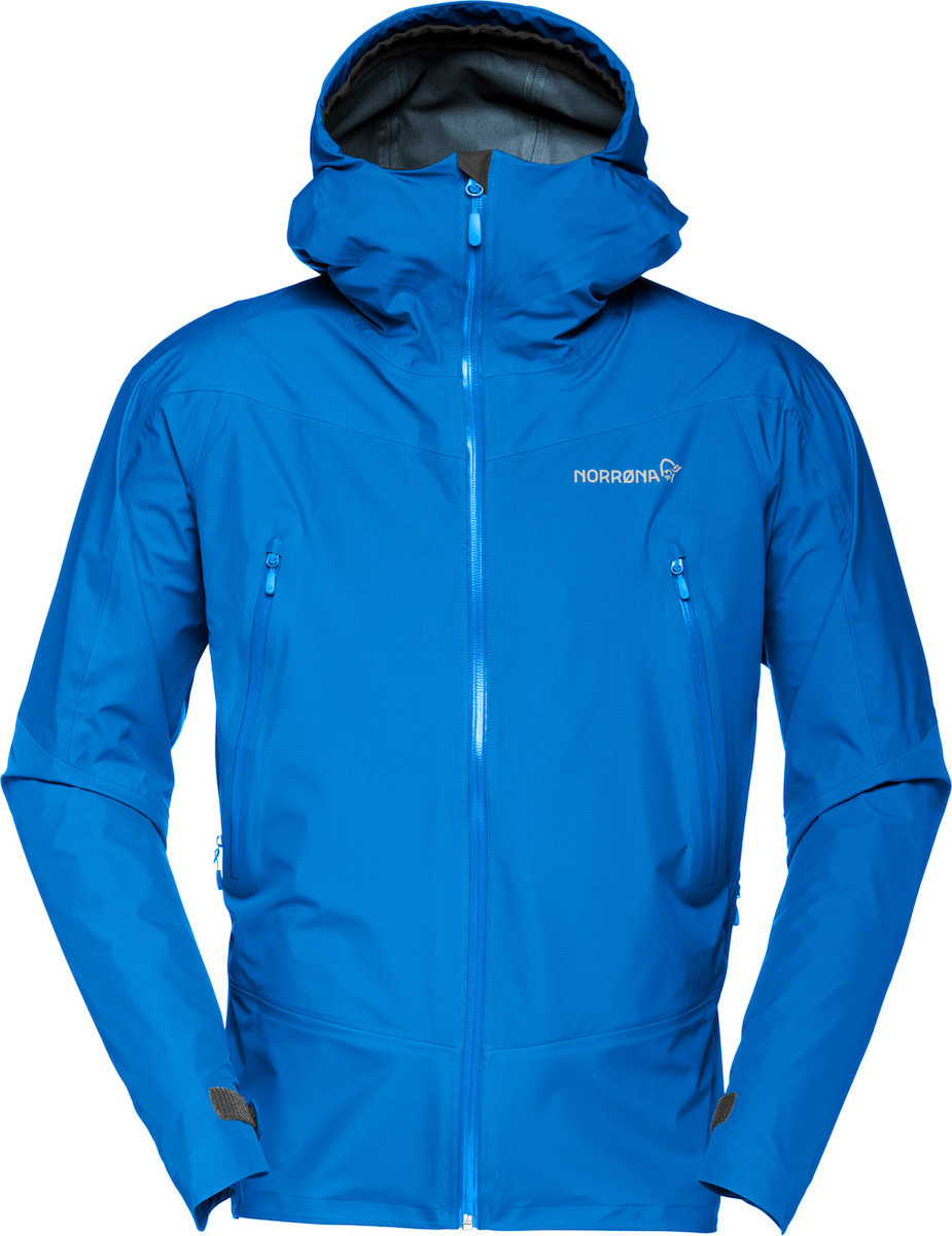7a5d3023 Norrøna Falketind Gore-Tex Jacket (M) Hot Sapphire   Fjellsport.no