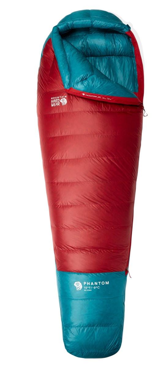 Mountain Hardwear Phantom 15f 9c Short Alpine Red