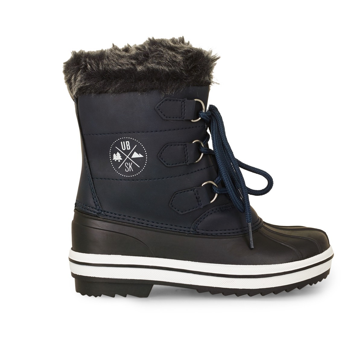 Urberg Varm Kid's Boot Brown