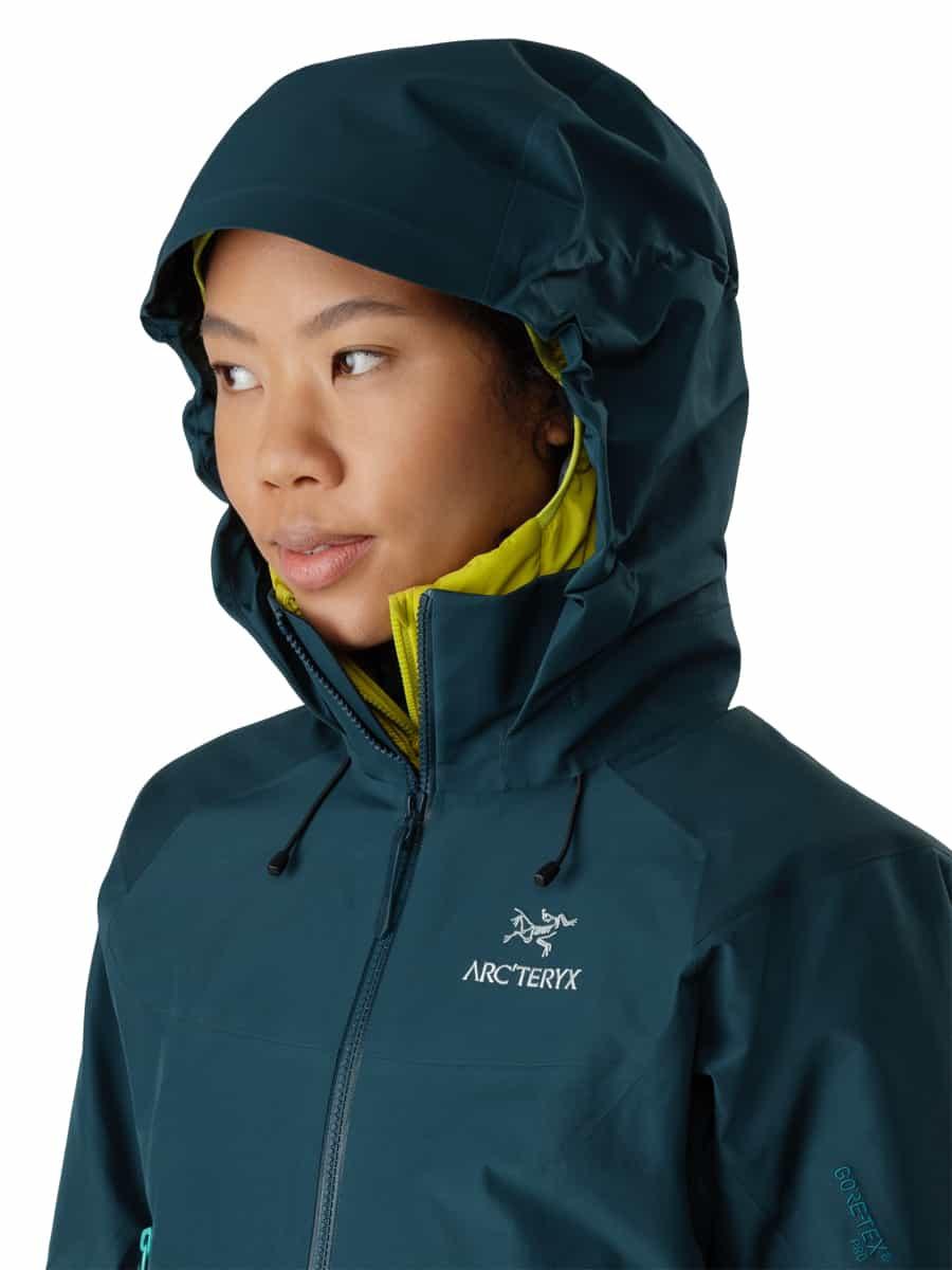 Arc'teryx Beta AR Jacket Women's Awestruck | Fjellsport.no