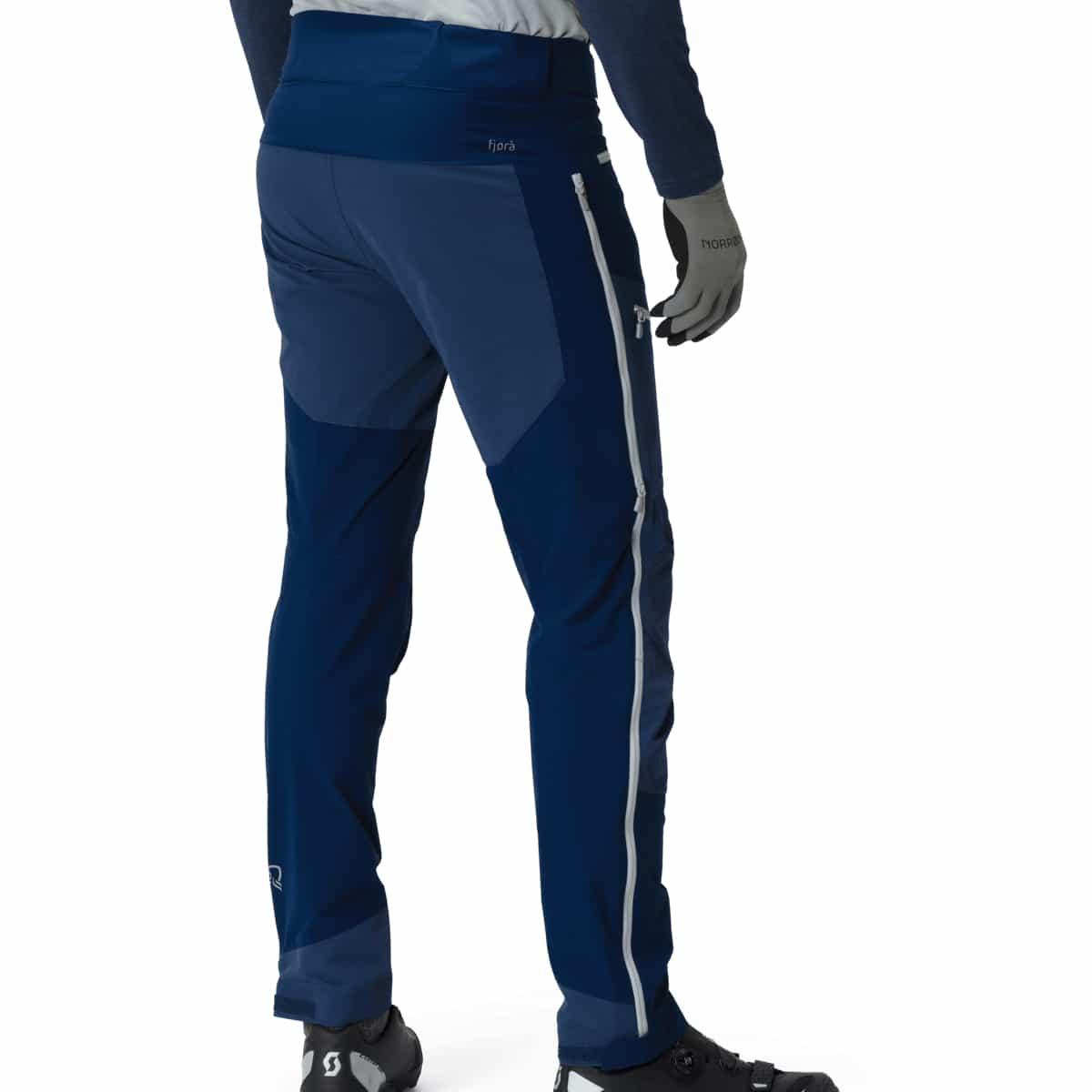 Norrøna Fjørå Flex1 Pants (M) Castor GreyCaviar
