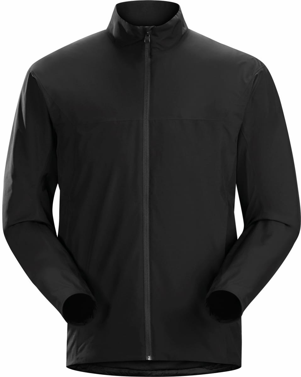 161680c4 Arc'teryx Solano Jacket Men's Black | Fjellsport.no