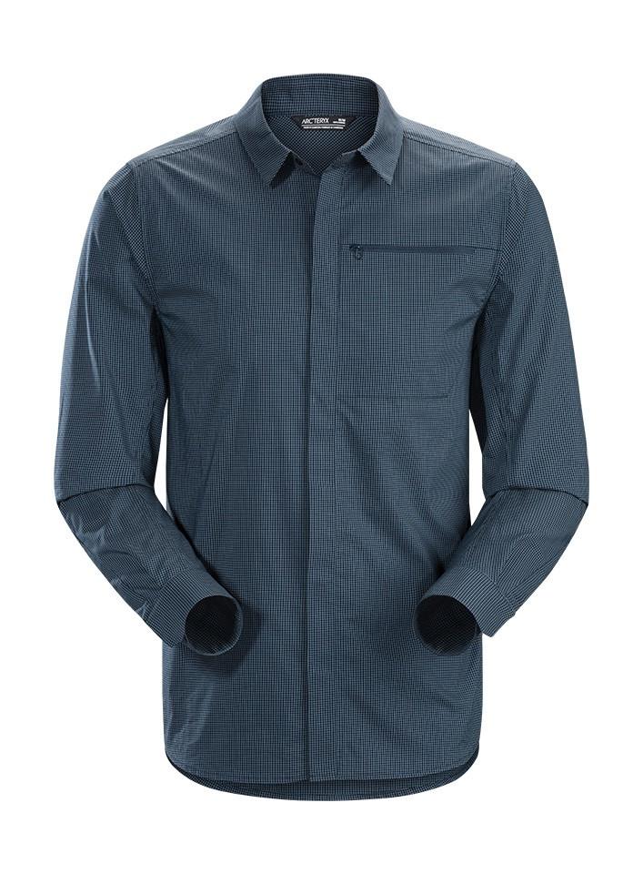 ef218c24 Arc'teryx Kaslo Shirt LS Men's Tui | Fjellsport.no