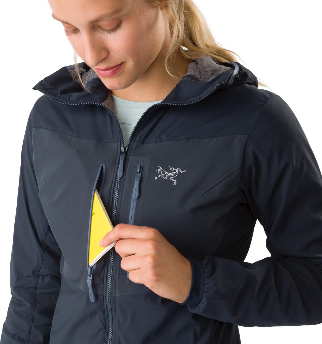 ArcTeryx Beta SV Jacket dame Black Sapphire Dame outlet
