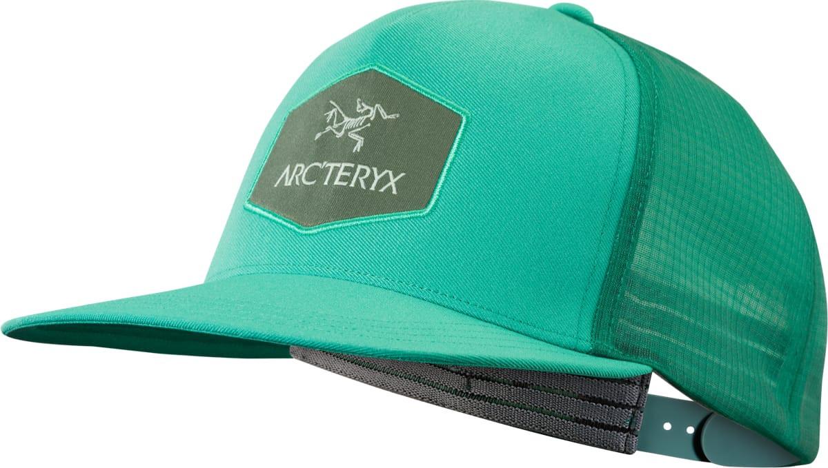 b527562d00498 ... Arc teryx Hexagonal Trucker Hat Levitate ...