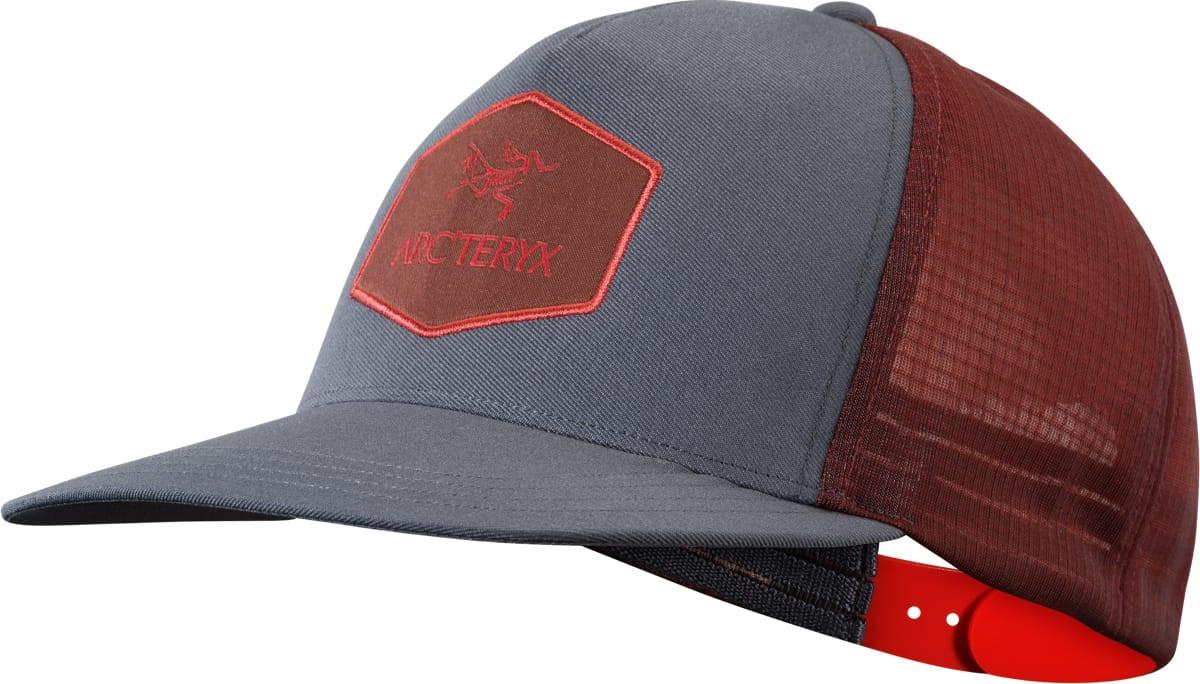 ae56ddecf1a61 ... Arc teryx Hexagonal Trucker Hat Pilot ...