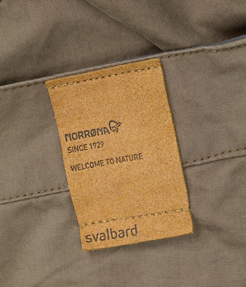 Norrøna Svalbard Mid Cotton Pants (M) Indigo Night