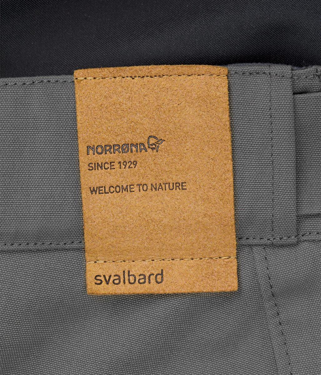 ad2f02f1 Norrøna Svalbard Heavy Duty Pants (M) Slate Grey   Fjellsport.no