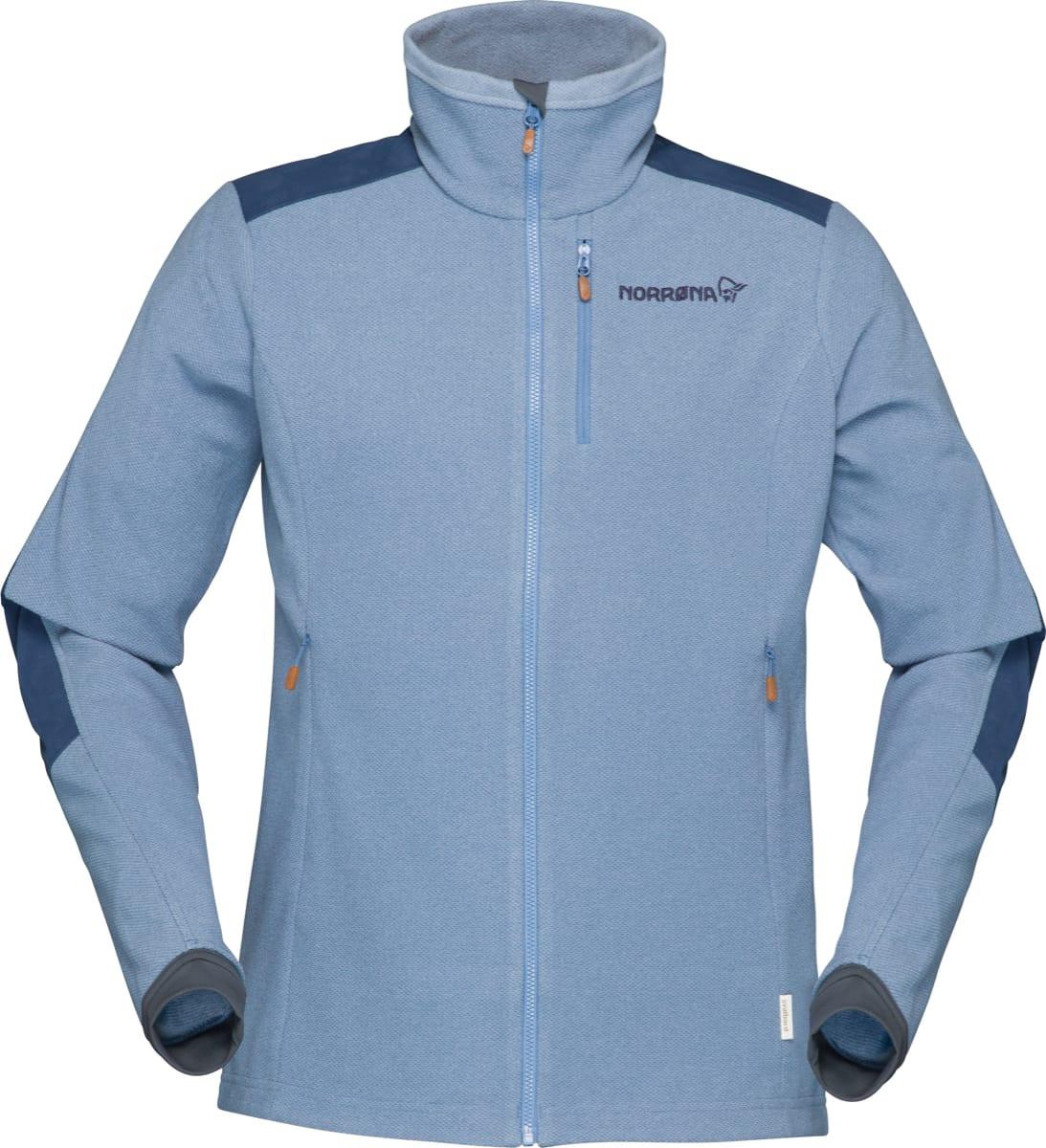 3078ed9c Norrøna Svalbard Warm1 Jacket (W) Coronet Blue   Fjellsport.no