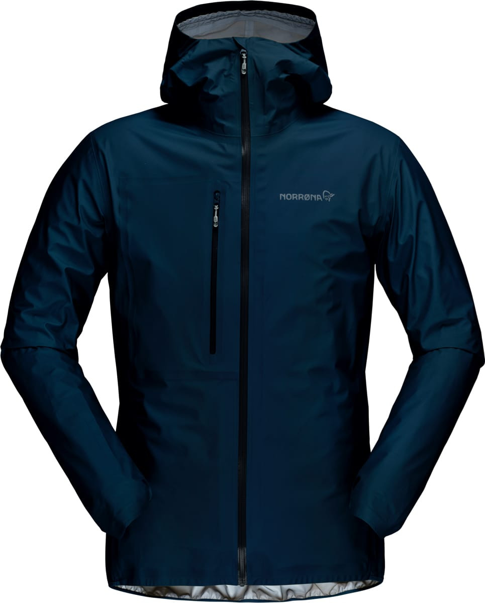 Norrøna Bitihorn Gore Tex Active 2.0 Jacket (M) Indigo Night
