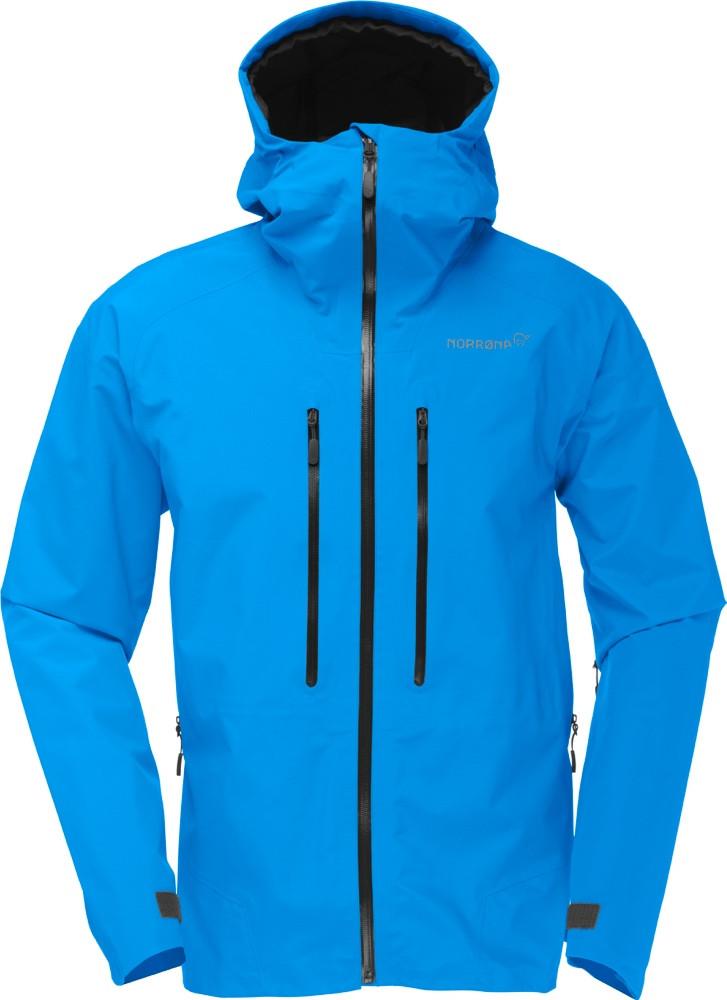 838edeee ... Norrøna Trollveggen Gore-Tex Light Pro Jacket (M) Signal Blue ...