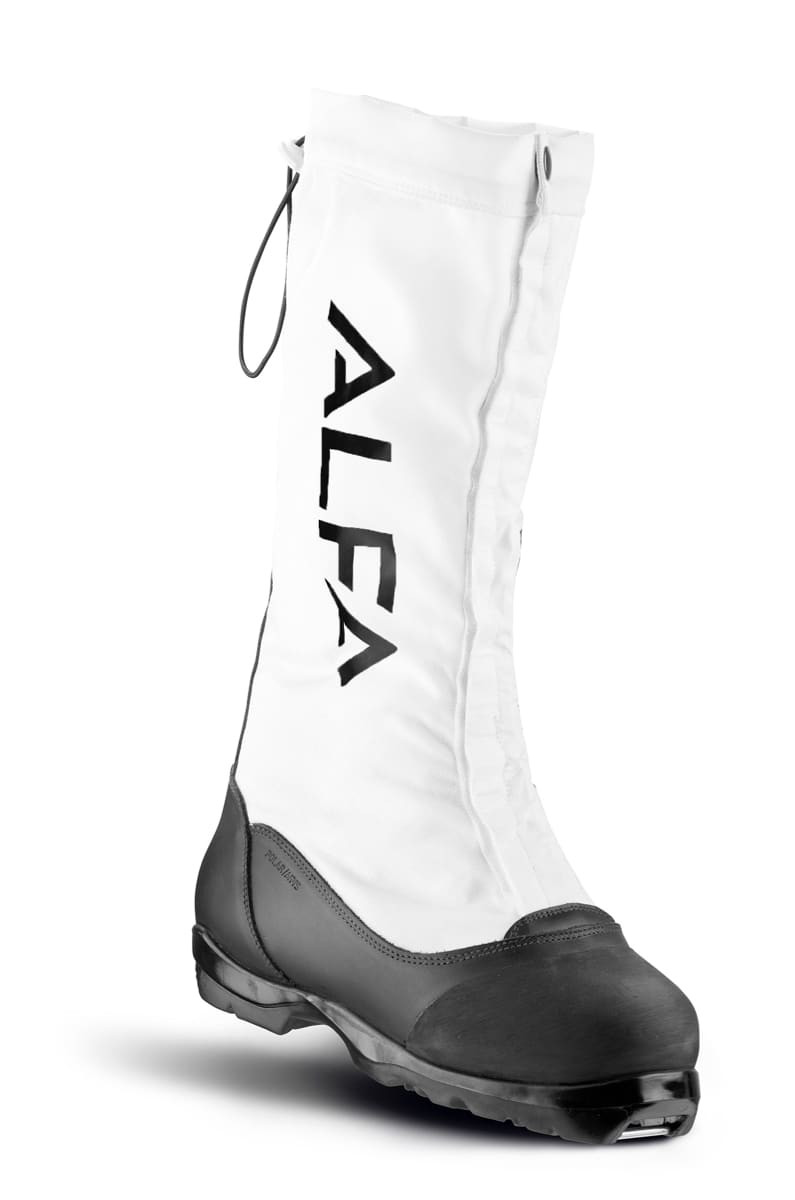 05718e0e Alfa Polar A/P/S White | Fjellsport.no
