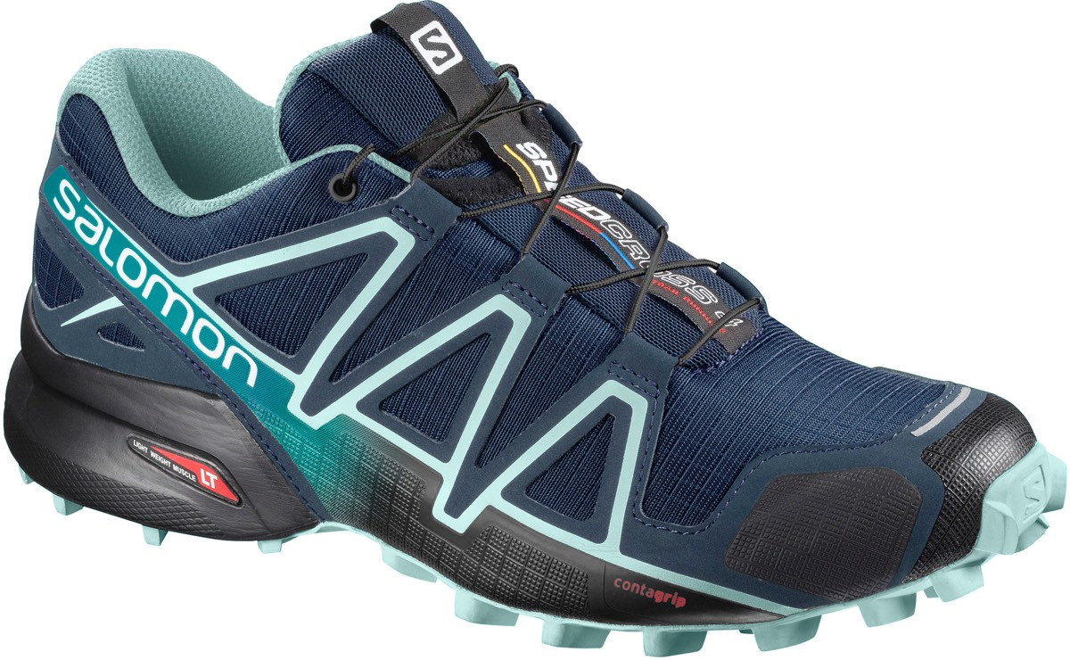 Salomon Speedcross 4 W PoseidonEggshell BlueBk