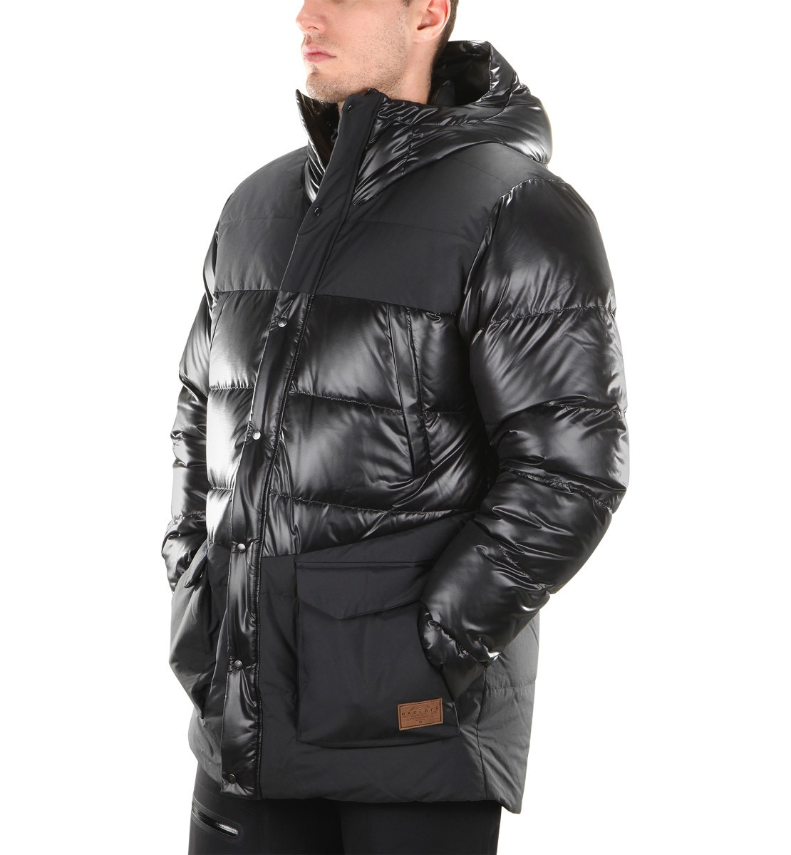 a1b3b06a8f9 Haglöfs Venjan Down Jacket Men True Black | Fjellsport.no