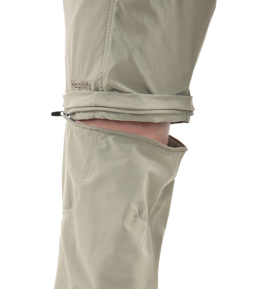 Haglöfs Lite Zip Off Pant Women Lichen