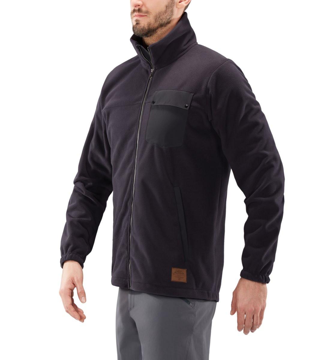 Haglöfs Norbo Windbreaker Jacket Men Slate   Fjellsport.no