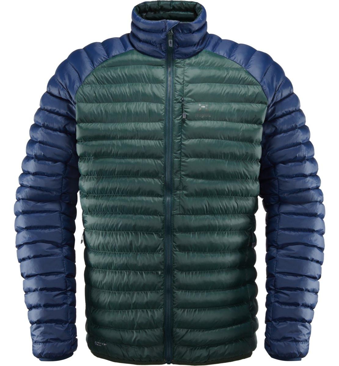 Haglöfs Essens Mimic Jacket Men MineralTarn Blue