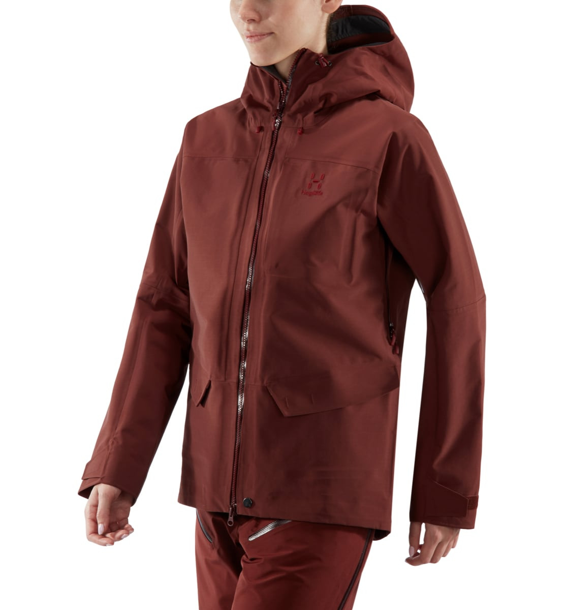 Womens Arctic Parka Ii North Face Women's Deep Garnet Red