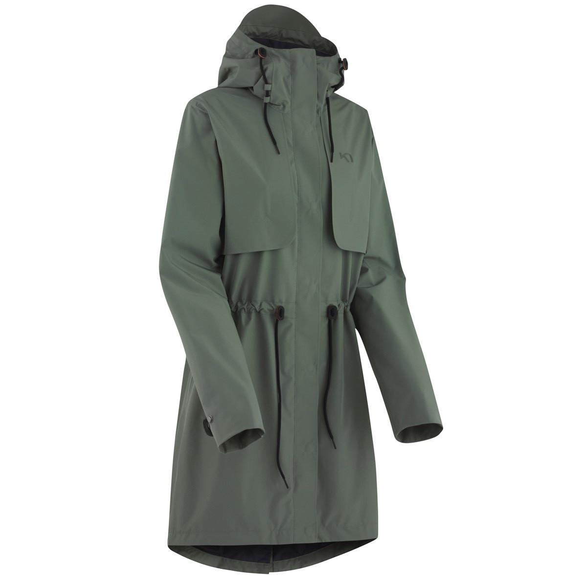 a070fa9e Kari Traa Gjerald L Jacket Coast Dame S Størrelser