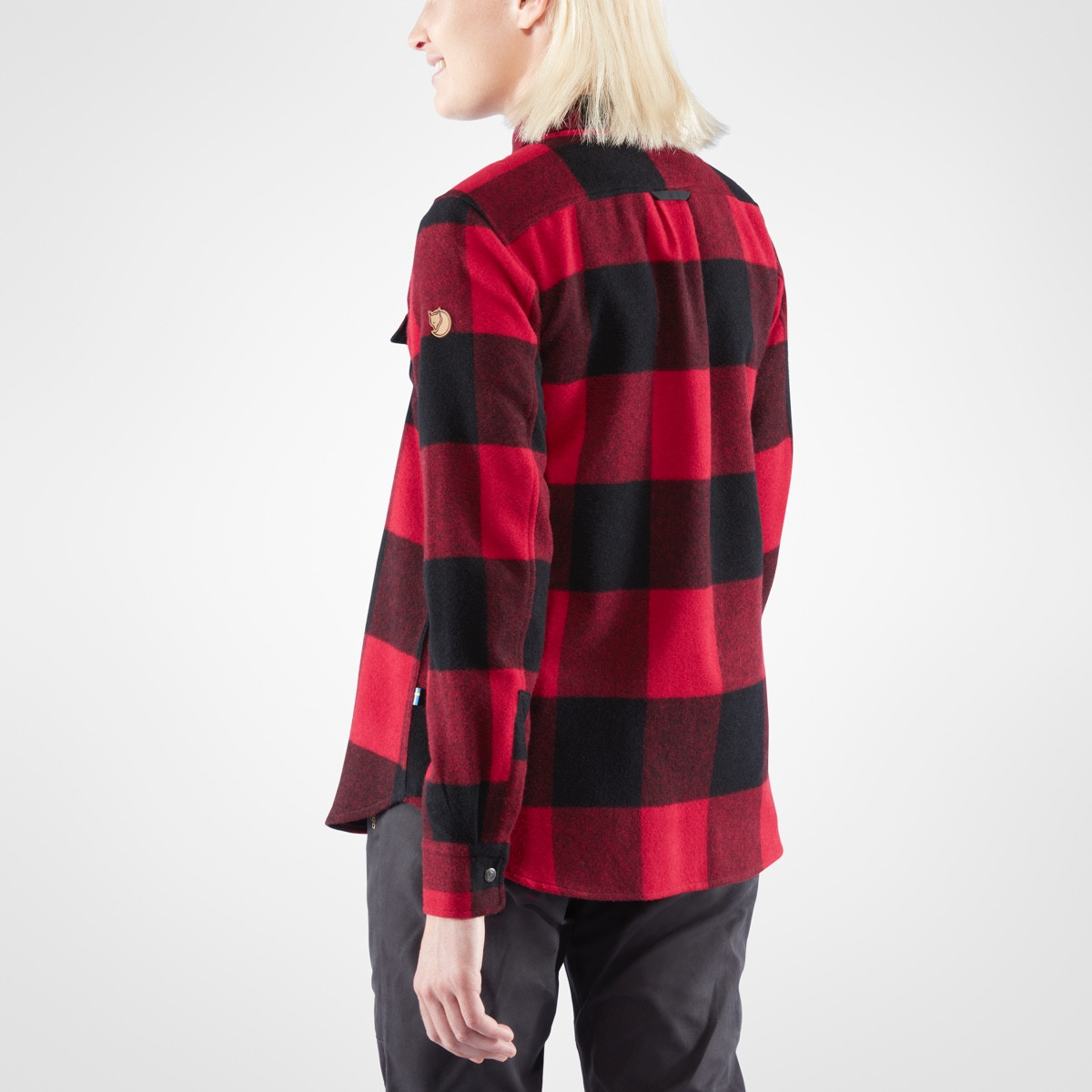 Fjällräven Canada Shirt LS Women's Laurel Green Fog