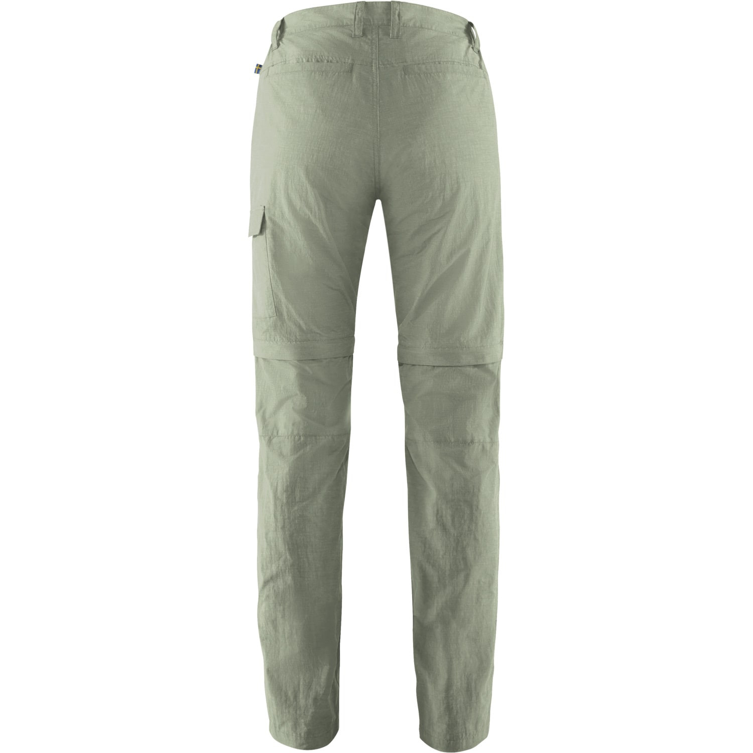 Fjällräven Travellers Mt Zip Off Trs W Sage Green
