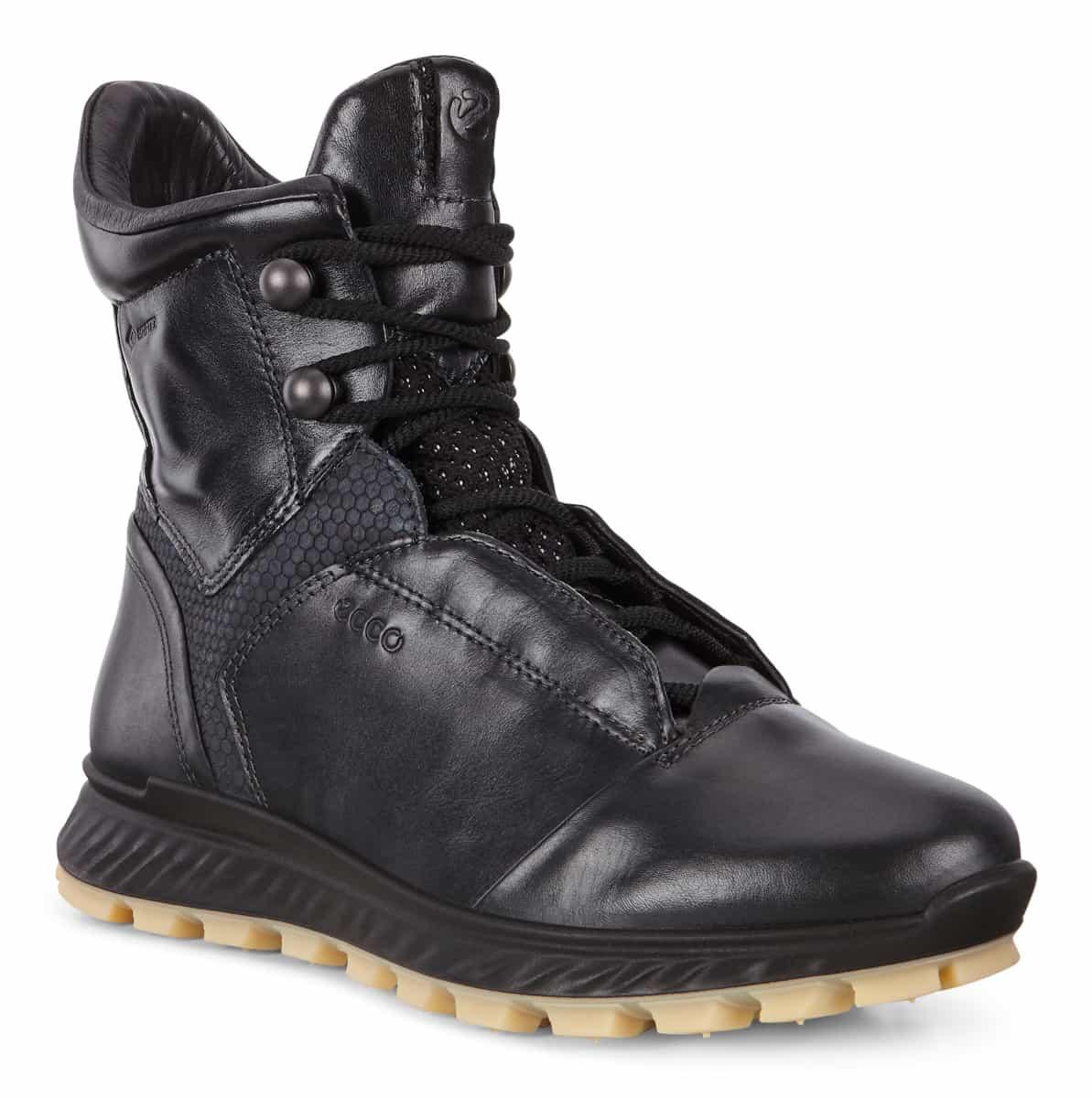 Ecco Exostrike W Boot BlackBlack