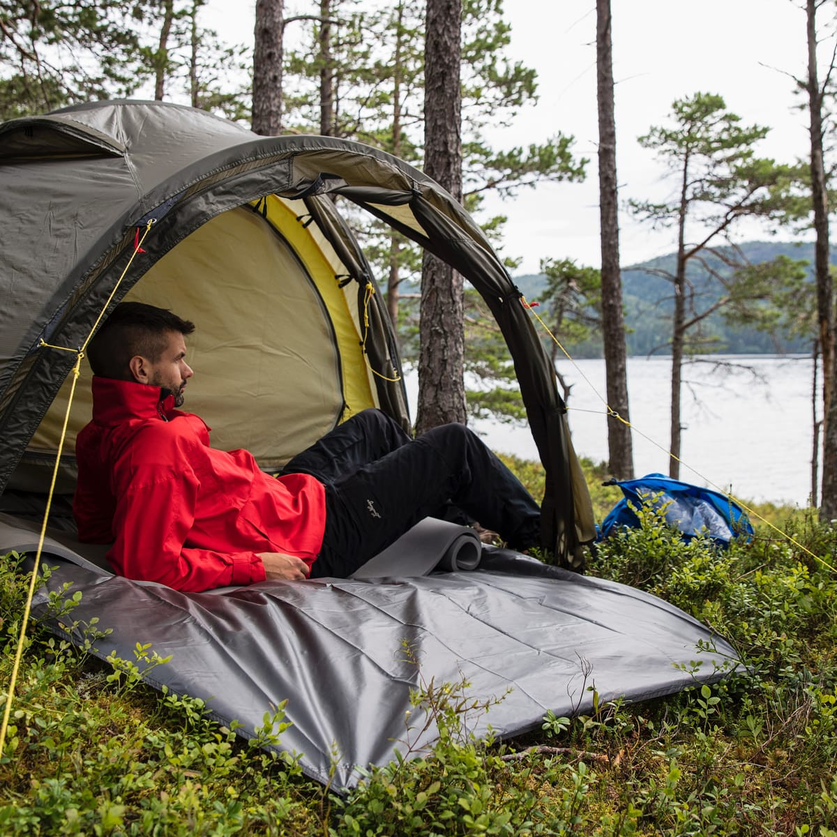 Helsport Footprint Lofoten ProSL 3 Camp Ekstern bunnduk for