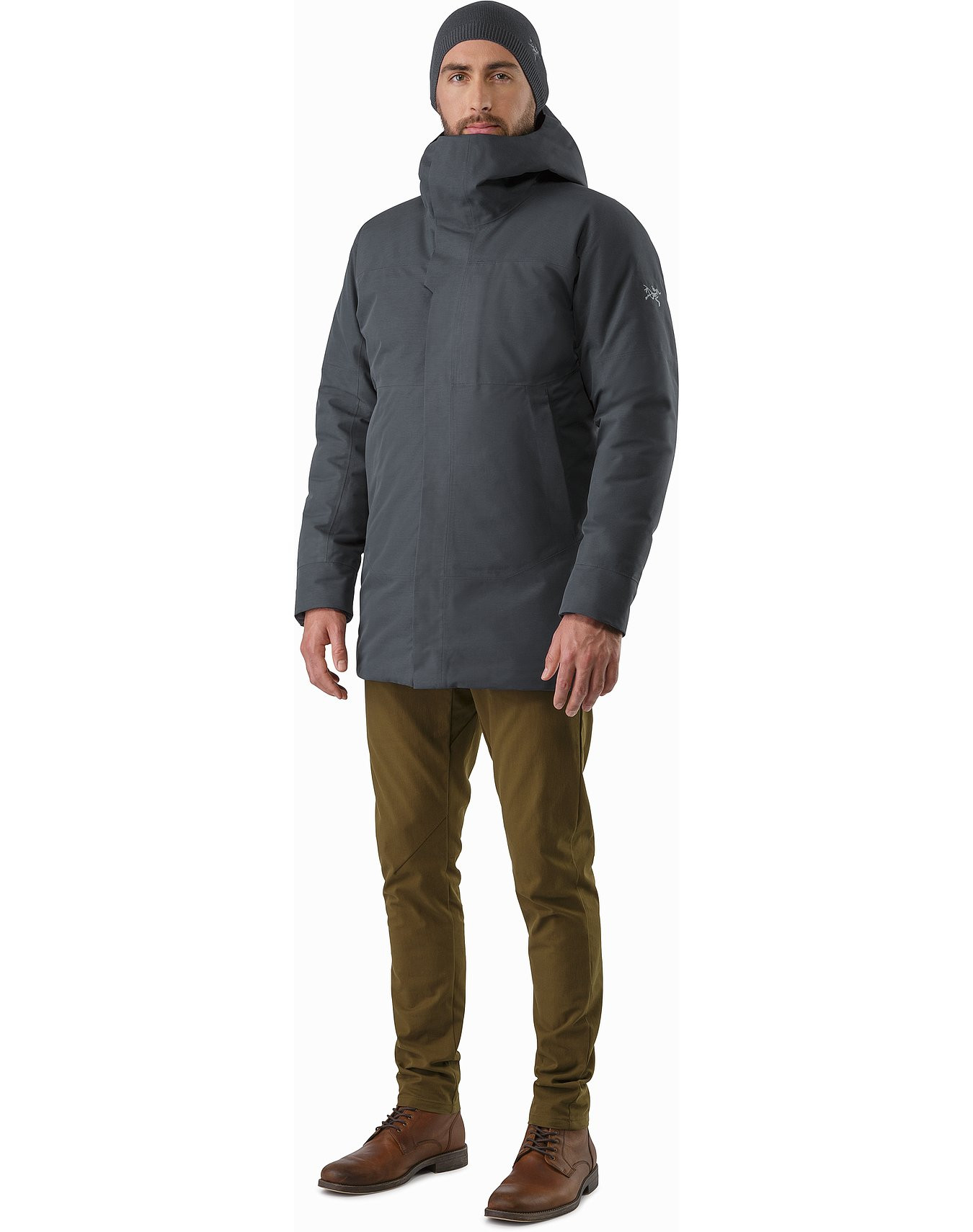 Arc'teryx Therme Parka Men's Black | Fjellsport.no