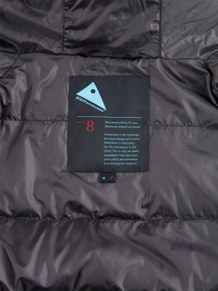 newest 6f4ef 4c2a2 Klättermusen Atle 2.0 Jacket M's Raven