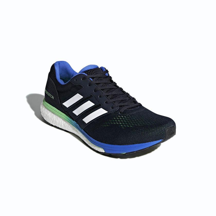 new arrival b2d87 e4c7f ... Adidas Adizero Boston 7 M Legend InkShock LimeHi-Res Blue ...