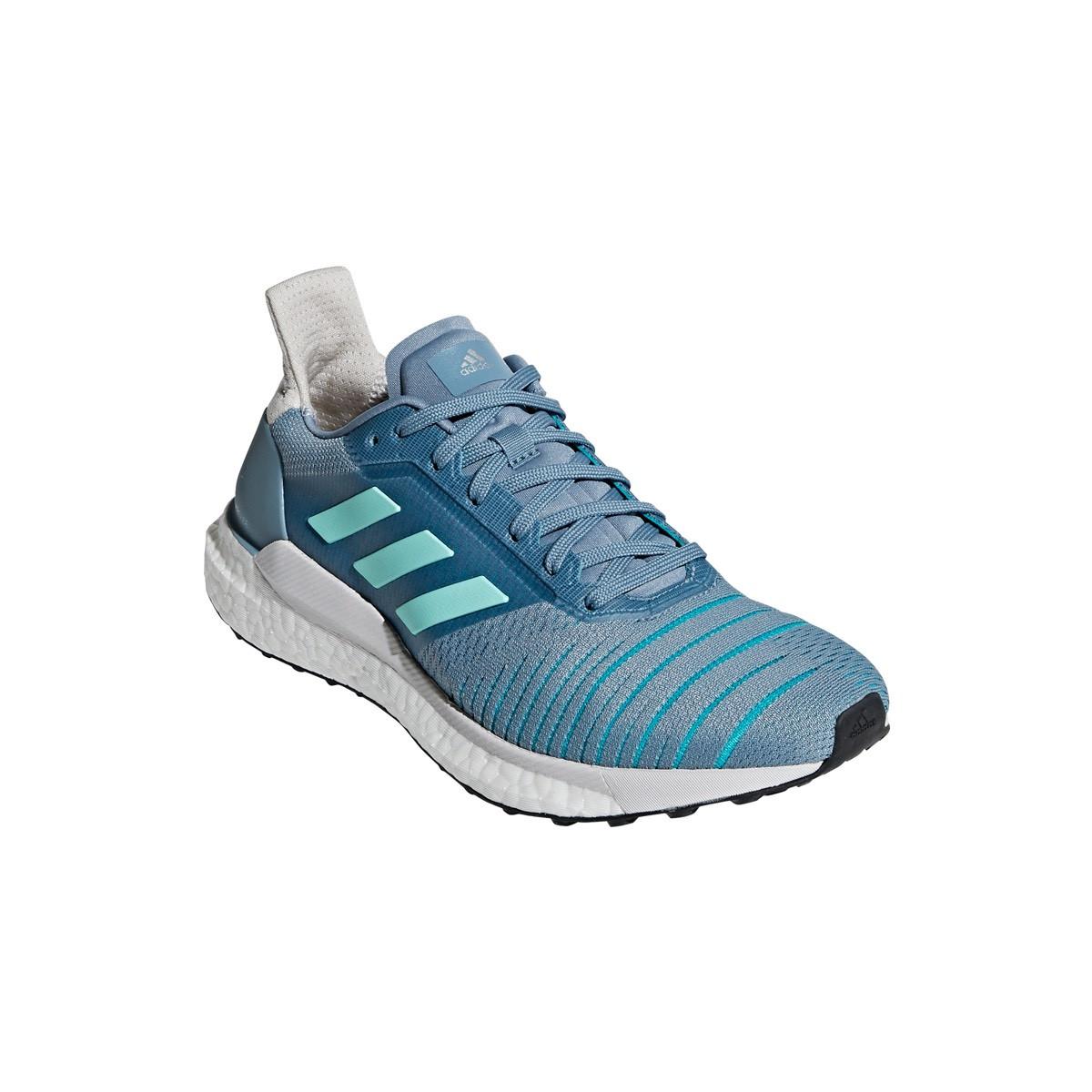 Adidas Solar Glide W Raw GreyClear MintHi Res Aqua