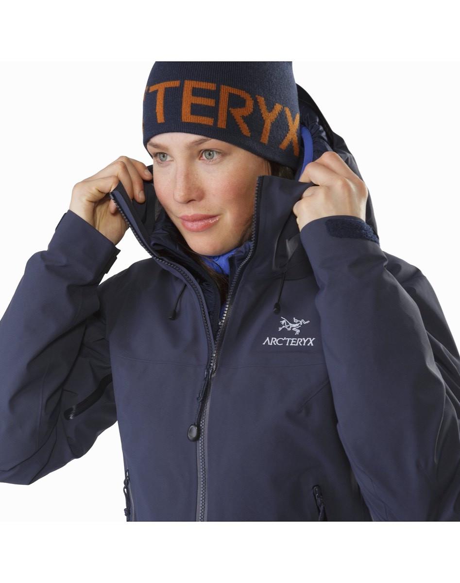 8a3a8b91 Arc'teryx Beta SV Jacket Women's Fiddlehead | Fjellsport.no