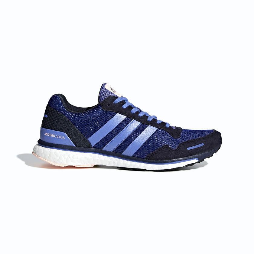 free shipping ac7b4 9840f ... Adidas Adizero Adios 3 W Mystery InkLegend InkReal Lilac ...